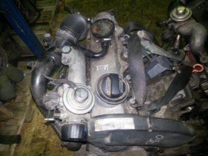 Двигатель контрактный Фольксваген Гольф 4, Бора 1.9тд AHF/ASV