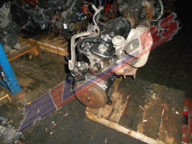 Двигатель 1Y 1.9d