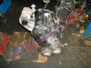Двигатель контрактный Фольксваген Гольф 3 1.9д 1Y