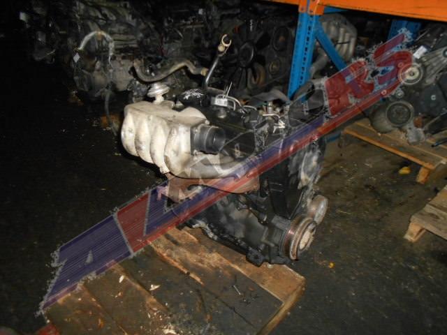 Двигатель контрактный Ауди 80 1.9д 1Y