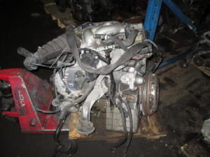 Контрактный двигатель BMW 1.9и M44 B19 / 194S1