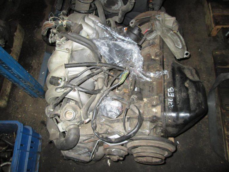 Контрактный двигатель БМВ 2.7и M20 B27 (276EB)