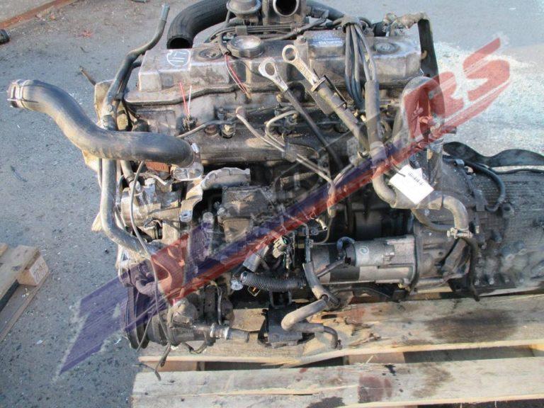 Контрактный двигатель Митсубиси Паджеро, Монтеро, Делика 2.8TD 4M40-T