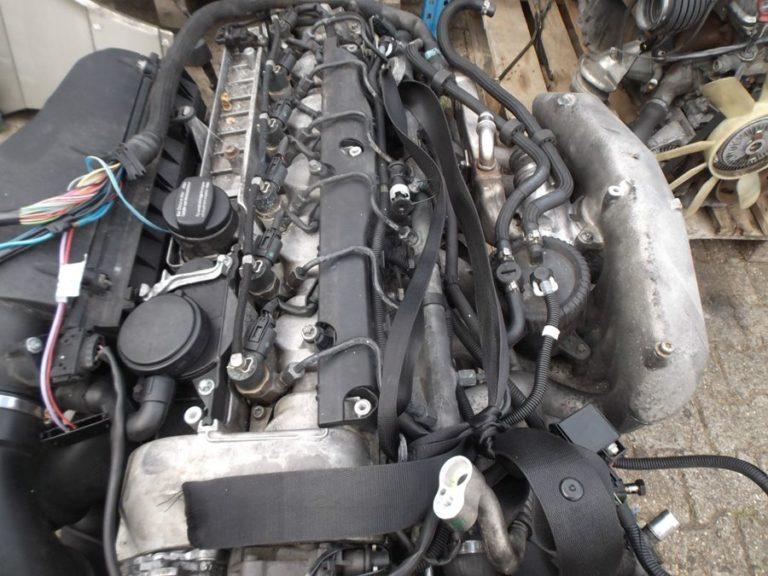 Контрактный двигатель Мерседес Е210 3.2CDI 613.961