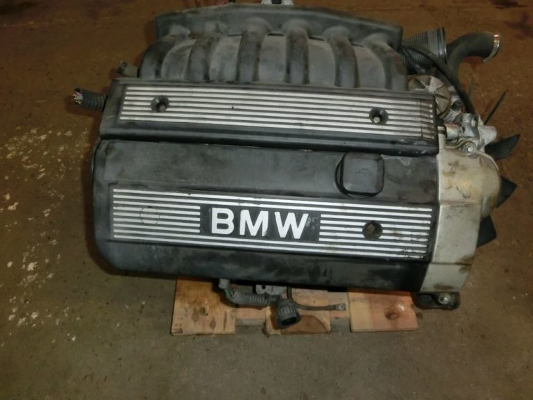 Двигатель M50 2.0i
