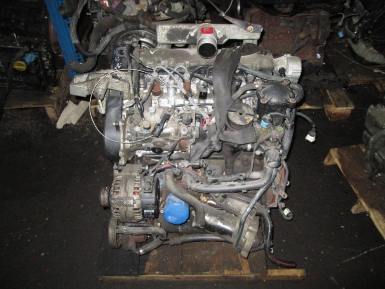 Двигатель A9A 1.8d