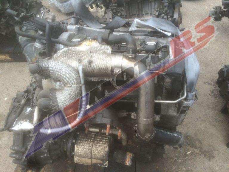 Двигатель контрактный Ауди 1.8т AGU/AQA/ARZ/AUM/AWD/AWW А3, А4