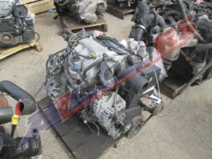 Контрактный двигатель Опель Астра, Корса, Мерива 1.6и SOHC 8кл. Z16SE