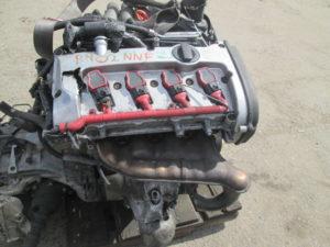 Контрактный двигатель Фольксваген Пассат Б5 2.0и ALT