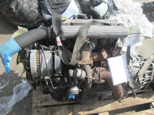 Двигатель контрактный Ленд Ровер Дискавери 1 2.5тд 21L