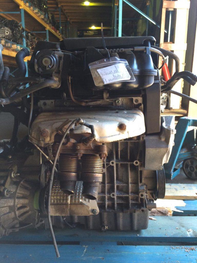 Двигатель AFT 1.6i
