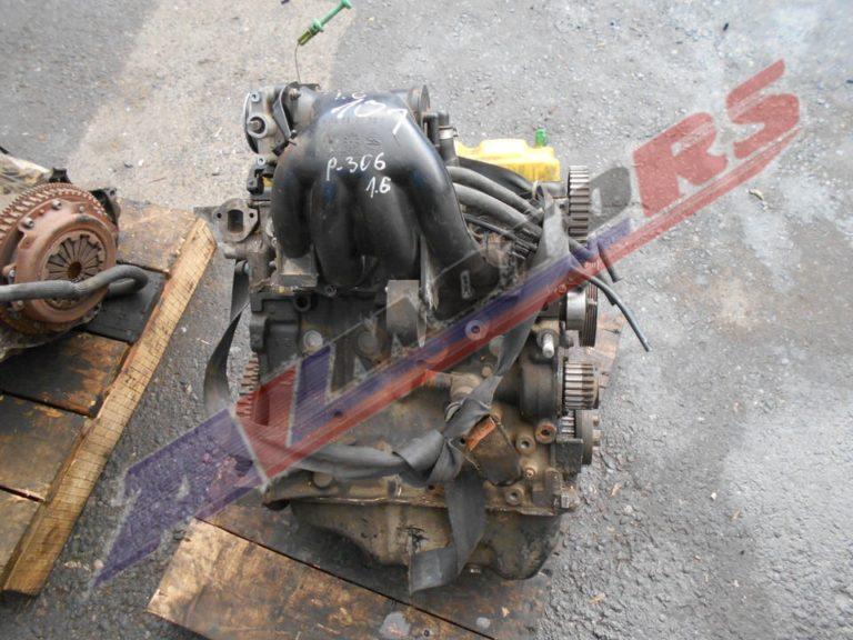 Двигатель TU5JP 1.6i