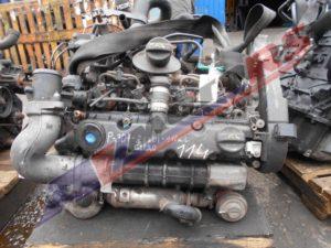 Контрактный двигатель Пежо 2.0 HDI RHS/DW10ATED для 307,406,607
