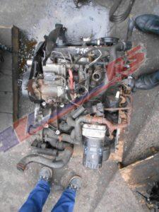 Контрактный двигатель Ситроен 2.0 HDI RHS/DW10ATED