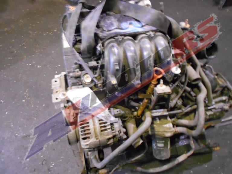 Двигатель контрактный Фольксваген 1.6и AKL/AEH/APE для Гольф 4, Поло, Бора