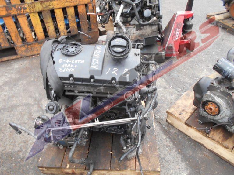 Контрактный двигатель Шкода 1.9TDi ASZ Фабия, Октавия