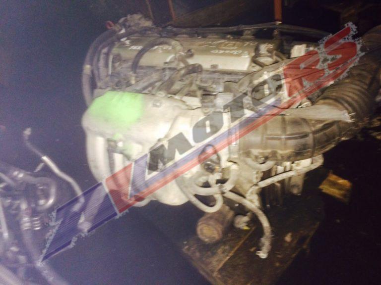 Контрактный двигатель Хонда Аккорд 2.0и VTEC F20B6