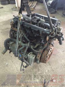 Контрактный двигатель Форд Мондео 3 2.0TDi HJBC
