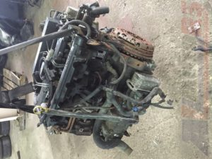 Двигатель FMBB 2.0d