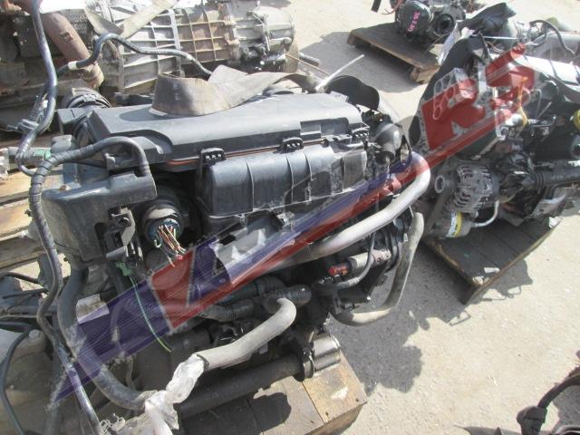 Контрактный двигатель Форд Фиеста, Фьюжен 1.4TDi F6JA,F6JB
