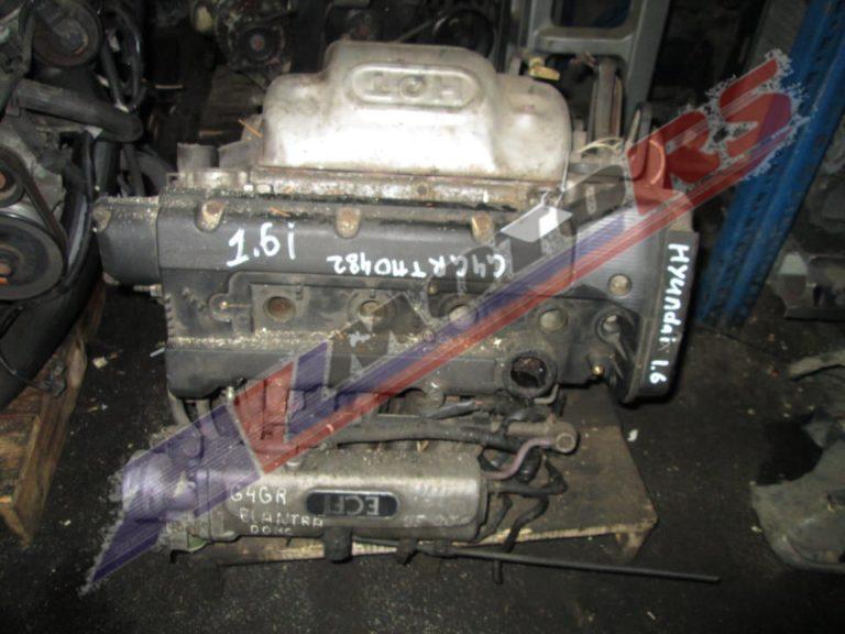 Контрактный двигатель Хёндай Элантра, Лантра 1.6и G4GR