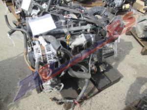 Контрактный двигатель Хендай Санта Фе, Элантра, Траджет, Туксан, Соната 2.0тд D4EA