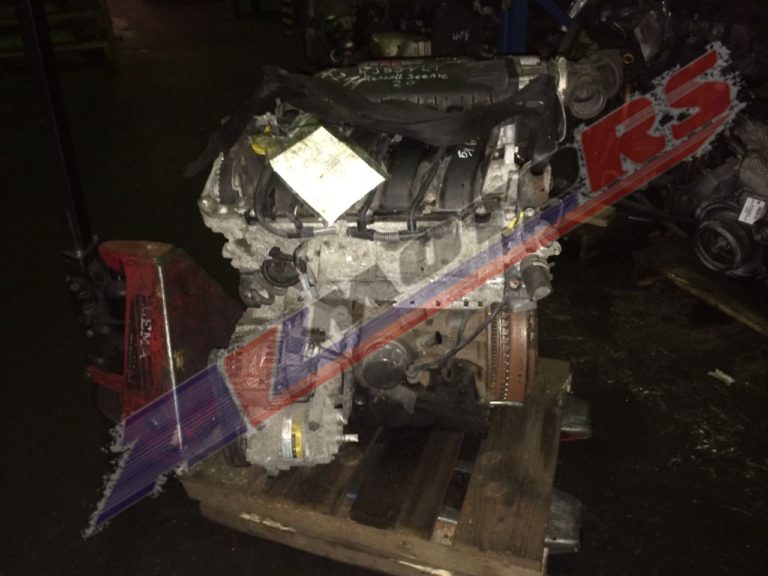 Двигатель контрактный Рено 2.0и F4R 770/ F4R 771/ F4R746