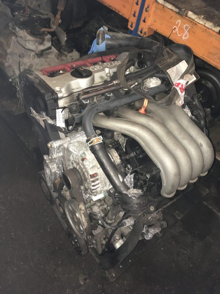 Контрактный двигатель Ауди 2.0и ALT