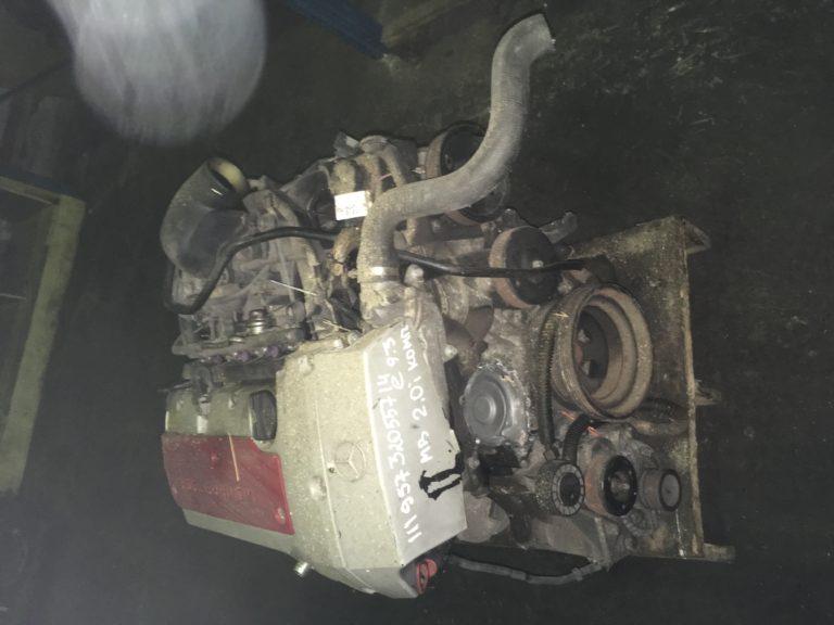 Двигатель 111 2.0i