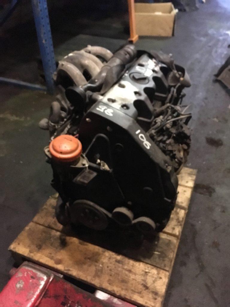 Контрактный двигатель Ситроен 1,5D VJZ / VJY / VJX/ VJZ/ TU5JP