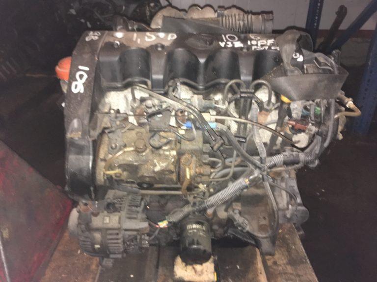 Двигатель VJX 1.5d