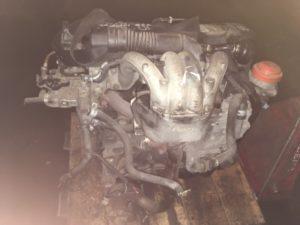 Контрактный двигатель Пежо 1,5D VJZ / VJY / VJX/ VJZ/ TU5JP