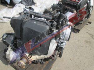 Двигатель контрактный Рено 1.6и K4M700, K4M701, K4M706, K4V708, K4M704, K4M720, K4M124