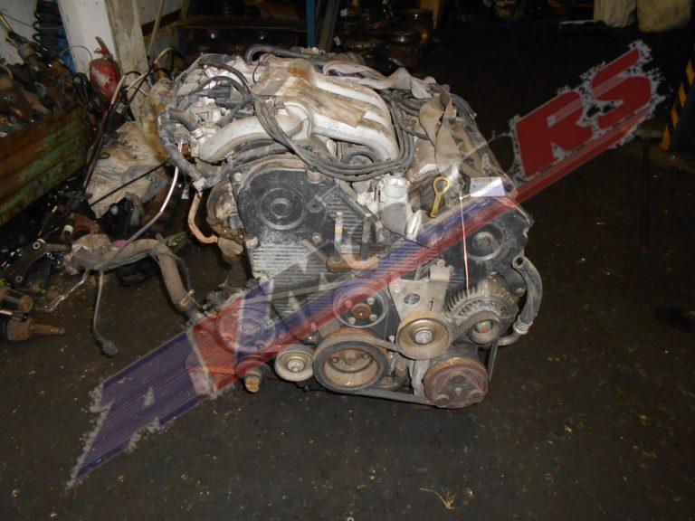 Контрактный двигатель Мазда 626, Миления, Кседос и МХ-6 2.5и V6 KL-DE