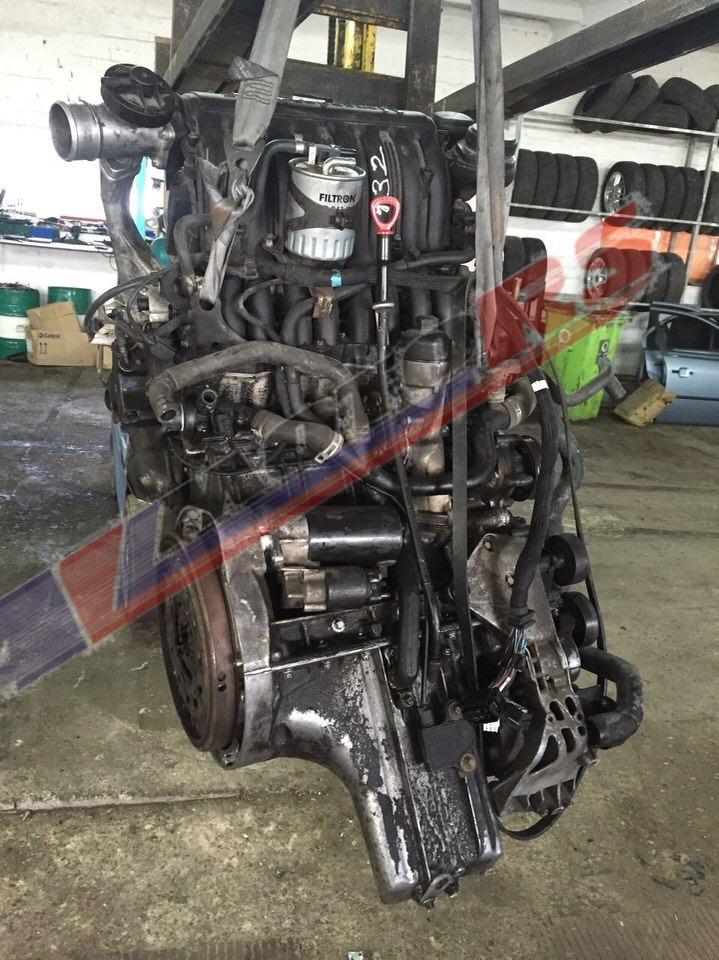 Контрактный двигатель Мерседес А класс (W168) 1.7CDI 668.940