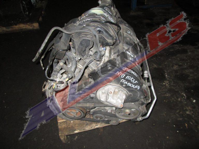 Контрактный двигатель Ситроен 1.6и NFU/TU5JP4 для Берлинго
