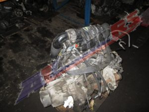 Двигатель NFU 1.6i