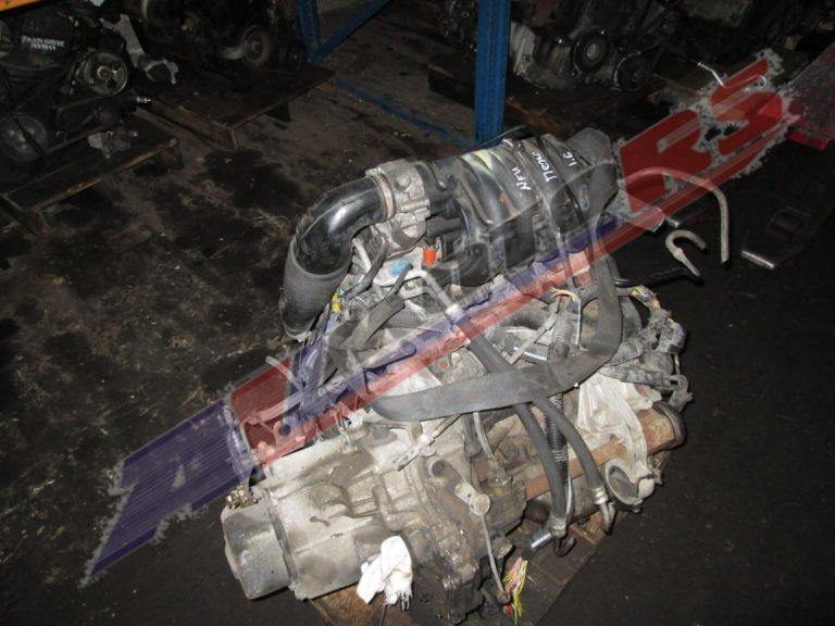 Контрактный двигатель Пежо 1.6и NFU/TU5JP4 для 206,307