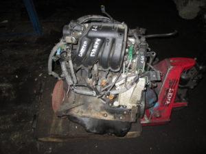 Двигатель NFV 1.6i