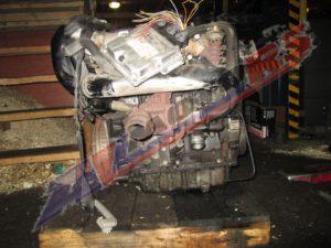 Контрактный двигатель Ситроен 2.0ТД RHZ/DW10ATED для С5, Ксантия, Ксара