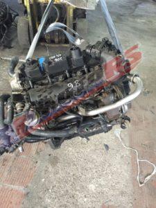 Контрактный двигатель Пежо 1.4тд 8HX/8HZ/DV4TD 1007,206,307