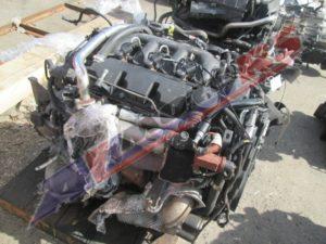 Контрактный двигатель Вольво 2.0ТД D4204T C70,S40,V40