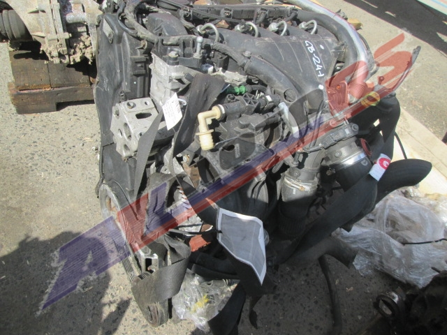 Двигатель UFBB 2.0d