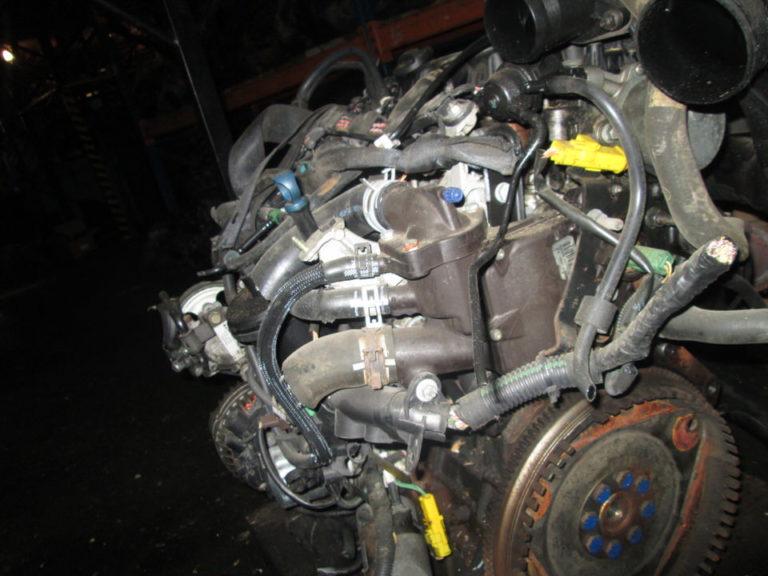 Контрактный двигатель Ситроен 2.0 HDI RHZ (DW10ATED)