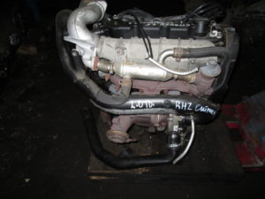 Двигатель DW10ATED 2.0d