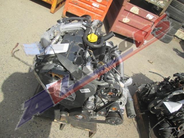 Двигатель контрактный Вольво S40 I 1.9тд F9Q 758/ F9Q759/ F9Q674/ F9Q750/ F9Q650/ F9Q670/F9Q760
