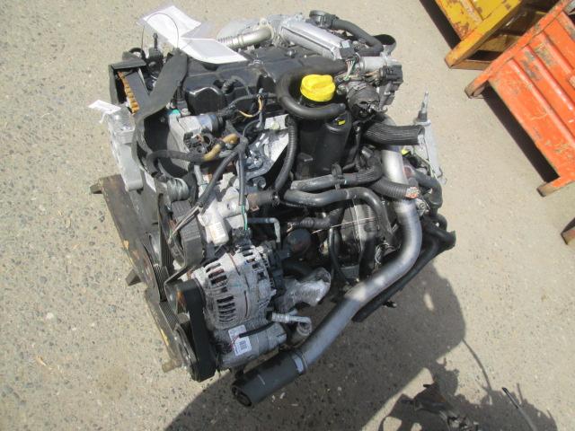 Контрактный двигатель Renault Laguna, (Рено Лагуна и Трафик) 2005-2007г. 1.9д F9Q / F9K