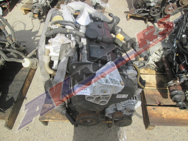 Двигатель контрактный Сузуки 1.9тд F9Q 812/ F9Q 803/ F9Q 804/ F9Q 816/ F9Q 818