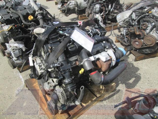 Контрактный двигатель Форд Фокус 2 1.6TDi G8DA