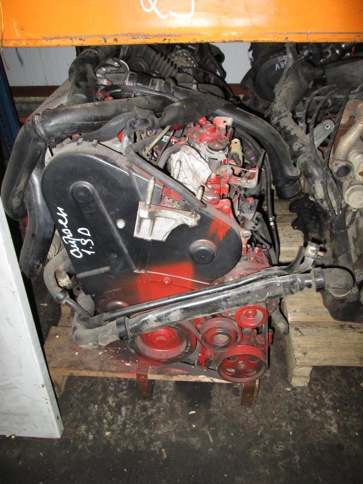 Контрактный двигатель Ситроен Берлинго 1.8д A9A (XUD7)